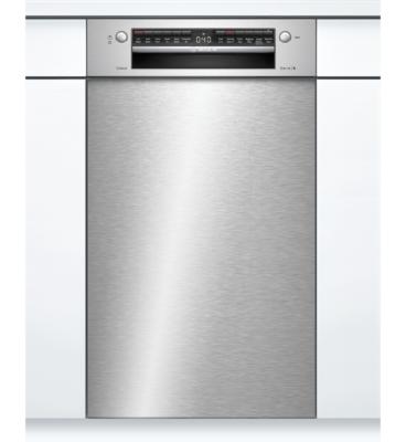 Serie   6built-under dishwasher - 45 cmStainless steel