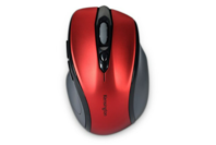 Kensington Pro Fit Wireless Mid Size Mouse Red