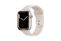 Apple Watch Series 7 GPS + Cellular 45mm Starlight Aluminium Case Starlight Sport Band