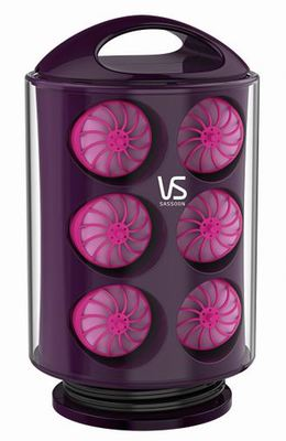 VS Sassoon Secret Curl Silicone Rollers