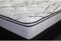 SLEEPMAKER CAPRI PLUSH MATTRESS DOUBLE