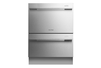 Fisher & Paykel 60cm Double Dishdrawer - Stainless Steel (Display)