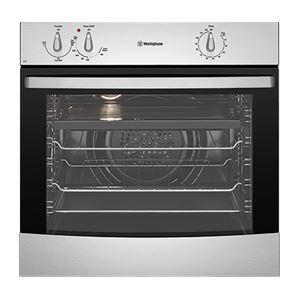Westinghouse Stainless Steel Fan Forced Oven