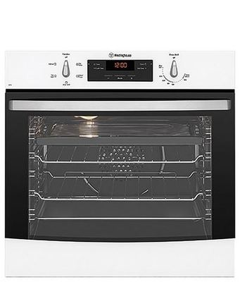 Westinghouse 60cm Multi Function Wall Oven White Buy