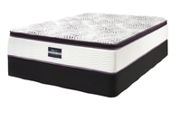 SLEEPMAKER SAVANNAH PLUSH MATTRESS KING SINGLE