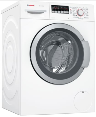Bosch 7kg Front Load Washing Machine (Display)
