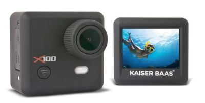 Kaiser Baas X100 Wifi 1080P Sports Action Camera