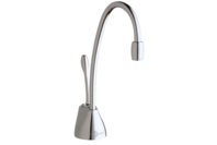 InSinkErator Near-Boiling + Cold Filtered Water Tap - Chrome